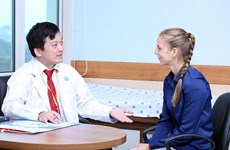 More foreigners opt for Vietnam's healthcare