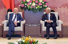 NA Vice Chairman hosts Belgium-VN friendship parliamentarians group