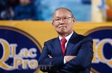 Coach Park Hang-seo to lead Vietnam's U22 football team