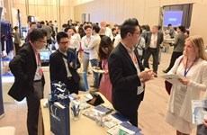 Retail tech summit takes place in HCM City