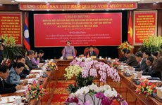Lao NA Chairwoman visits Lam Dong province
