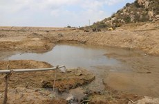 Central Highlands faces water scarcity
