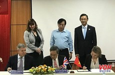 UK helps HCM City build pork market