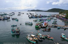 Tien Giang to develop sea-based economy