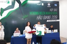 Hau Giang to host first marathon for climate change campaign