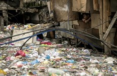 Philippines uses shocking amount of plastic bags