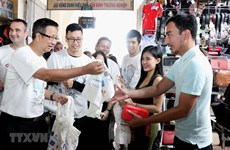 HCM City campaign calls for joint actions to reduce plastic waste