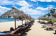 An Bang beach again voted among beautiful beaches in Asia