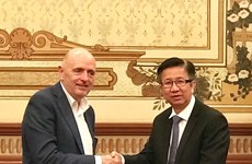 HCM City keen to increase exchanges with Belgian localities