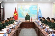 Vietnam boosts preparations for 2nd field hospital deployment