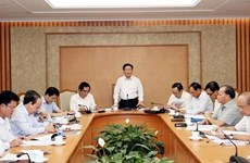 Deputy PM urges quicker disbursement of public investment
