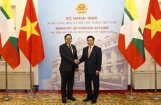 Vietnam-Myanmar relations increasingly substantive: officials