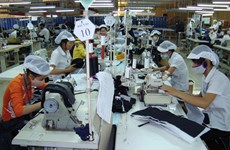 Textile-garment exports fetch 4.89 billion USD in two months