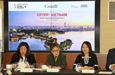 CPTPP helps drive Canadian firms' interest to Vietnam