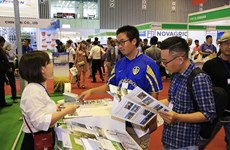 HortEx Vietnam 2019 kicks off in Ho Chi Minh City