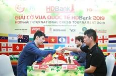 Chinese grandmaster wins HDBank int'l chess tourney