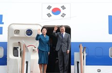 RoK President pays official visit to Cambodia