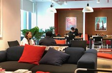 WeWork opens first co-working space in Vietnam