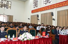 Vietnamese, Japanese naval forces boost professional exchange