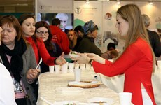 Vietnamese cuisine introduced at Moscow tourism exhibition