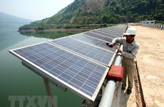 Ba Ria-Vung Tau licenses two solar power plants
