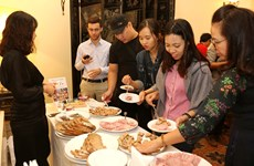 French cuisine introduced to Vietnamese people