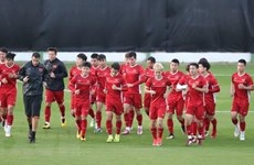 Vietnam's football team to compete in Thailand's King's Cup