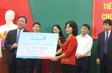 VietinBank builds 150 charity houses in Quang Ngai