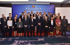ARF inter-sessional meeting on maritime security concludes