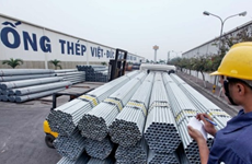 RoK steel companies eye investment in Vietnam