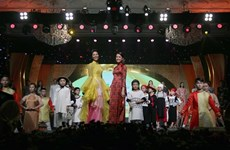 Ao Dai Festival in HCM City wraps up