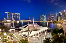 Singapore exports bounce back in February