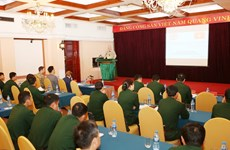 Vietnam, UK share experience in sexual violence prevention in peacekeeping