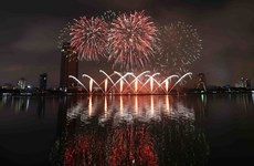 Da Nang int'l fireworks festival to open in June