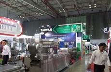 Processing, packaging exhibition opens in Ho Chi Minh City