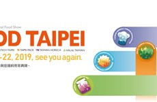 Vietnam to attend Taipei Int'l Food Show 5-in-1