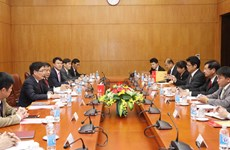 Vietnam, Laos share know-how in building economic development policies