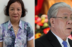 Two more prosecuted in connection with Phan Van Anh Vu case
