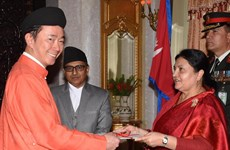 Vietnam enhances relations with Nepal