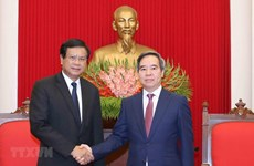 Vietnam, Laos hold great potential for cooperation: Party official