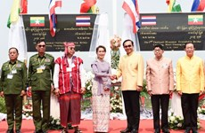 Second Thai–Myanmar Friendship Bridge open to traffic