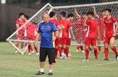 Vietnam in same pot with weakest teams at SEA Games 30