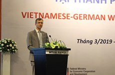 Vietnam, Germany discuss business linkages in water sector