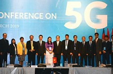 Minister spotlights role of 5G at ASEAN Conference
