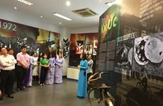 Exhibition on memories of war opens in HCM City