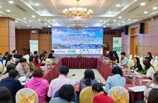 Quang Ninh seminar looks for solutions to plastic waste