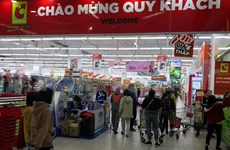 Foreign retailers pose pressure on domestic firms