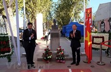 Vietnam, Chile sign agreement to repair Ho Chi Minh Park