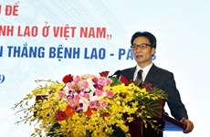 Deputy PM calls for stronger actions to eliminate TB by 2030