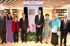 Vietnam – Singapore Cooperation Centre inaugurated in Hanoi